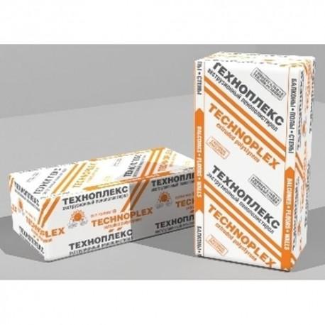 Плиты пенополистирольные экструзионные TECHNOPLEX 1180*580*30-L(13шт)(0.266м3/8.89м2)30
