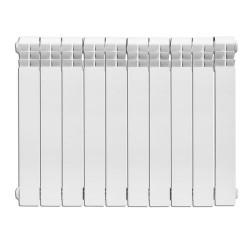 Радиатор алюминевый KONNER LUX 80/500, 10 секций
