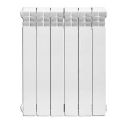 Радиатор алюминевый KONNER LUX 80/500, 6 секций