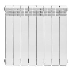 Радиатор алюминевый KONNER LUX 80/500, 8 секций