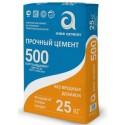Цемент I 42,5Н М-500 25кг  (ГОСТ31108-2016) г. Никольск