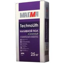 Наливной пол МАГМА TechnoLith 25кг