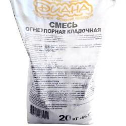 """Огнеупорная смесь кладочная """"ДИАНА"""" 20кг"""