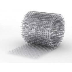 Сетка сварная Zn 25х25 d 1.4мм (0,25х25м)