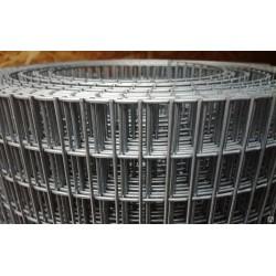 Сетка сварная Zn 12,5х50 d 2мм (1х10м)