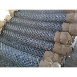 Сетка-рабица оцинкованная 35 d 1,4мм (1,5х10м) г.Пенза