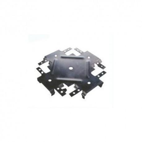 Соединитель 1-уровневый (краб) для ПП 60 х 27 КНАУФ